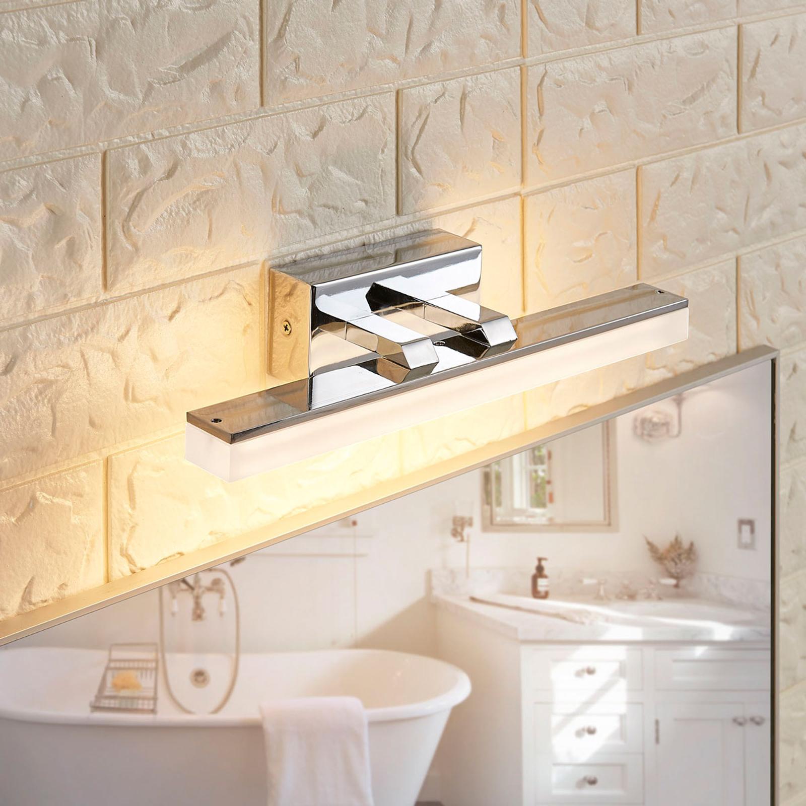 LED-badrumsvägglampa Julie