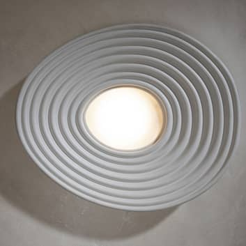 Karman R.O.M.A. plafón LED, 2.700 K