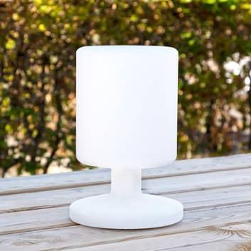 Kabelloze LED tafellamp Ben voor binnen en buiten