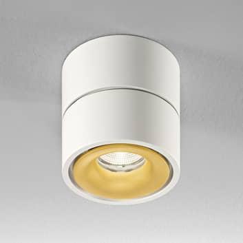 Egger Clippo LED-Deckenspot, gold