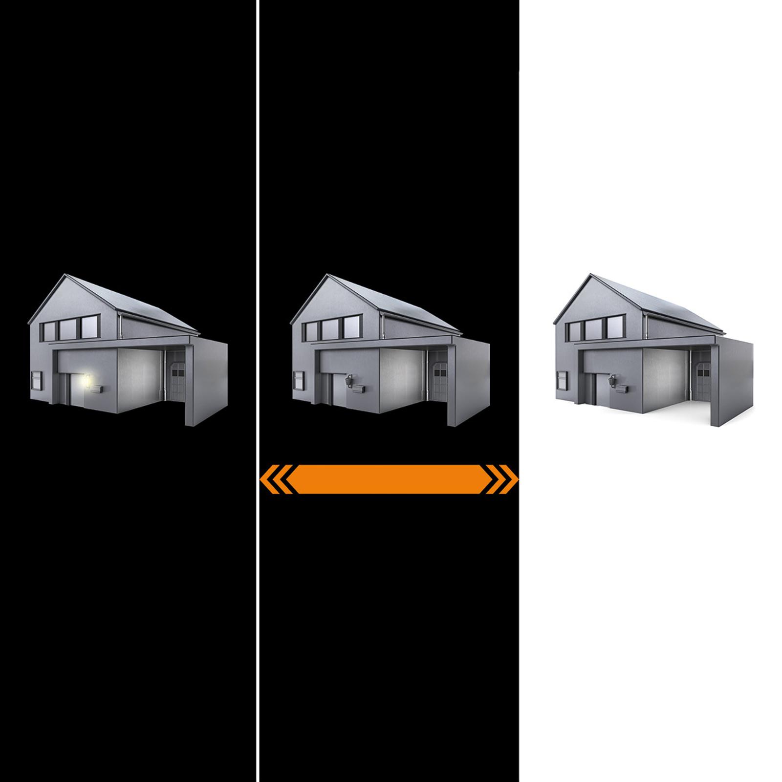 STEINEL Nightmatic 3000 Dämmerungsschalter schwarz