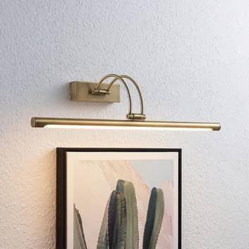 Lucande Dimitrij LED světlo nad obraz, oblouk