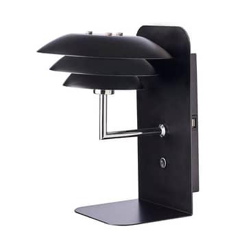 Dyberg Larsen DL20 USB Shelf væglampe