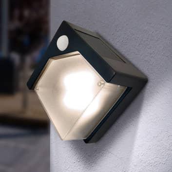 36480 LED-væglampe med solcelle, bevægelsessensor