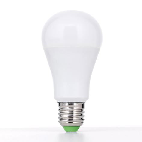 E27 LED-Lampe 18W opal, warmweiß, dimmbar