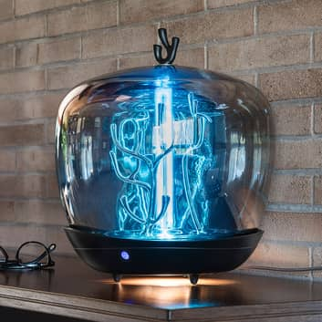 Slamp PurityCapsule -LED-pöytälamppu, UV-C