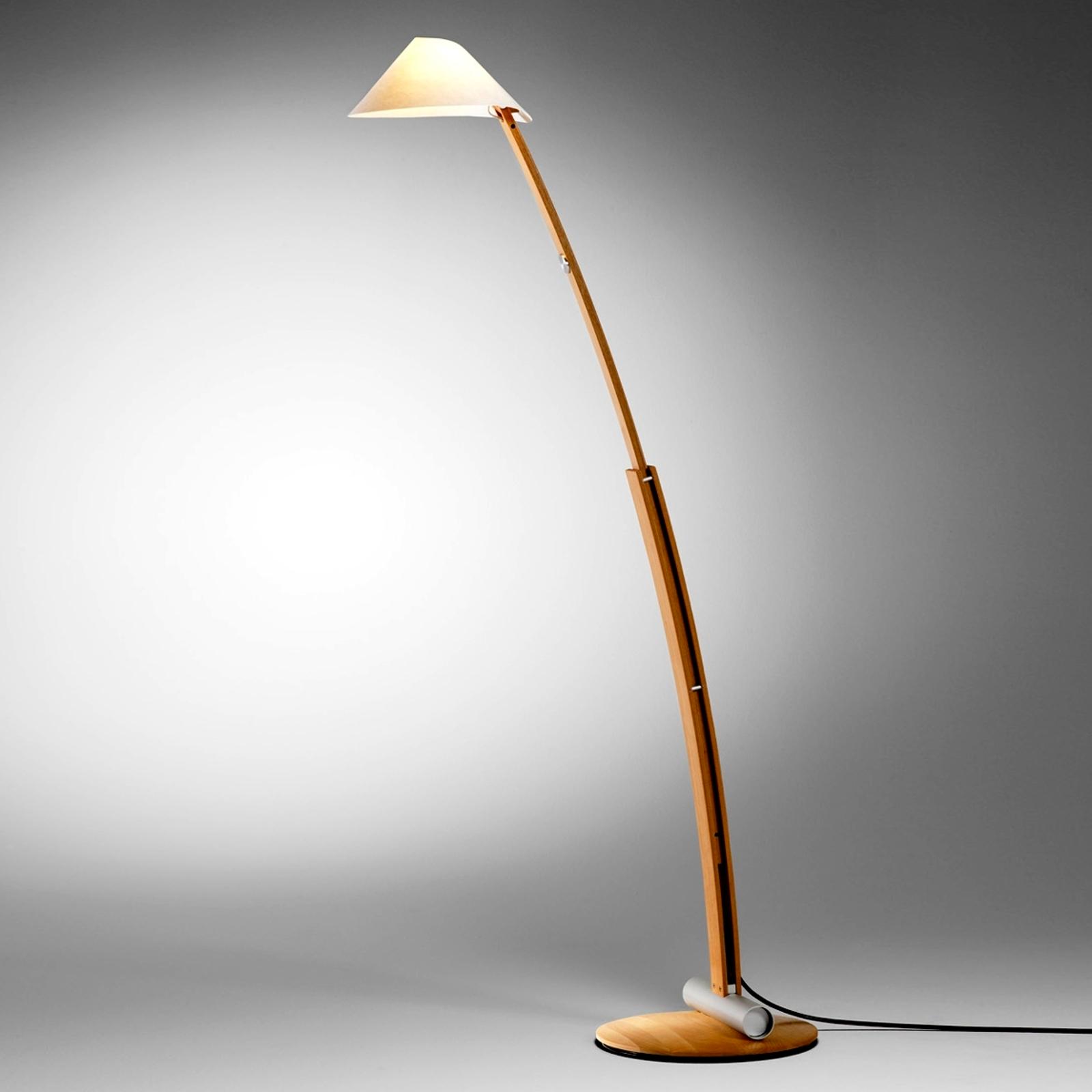 Stojací lampa Bolino