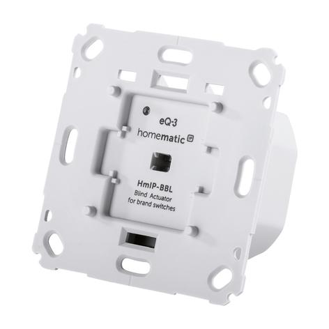 Homematic IP-persienneaktuator for merkebryter