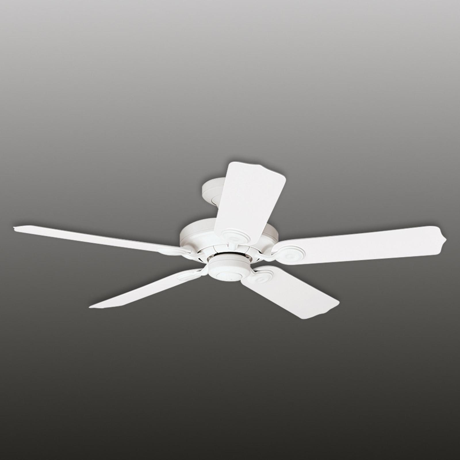 Witte plafondventilator Outdoor Elements IP44
