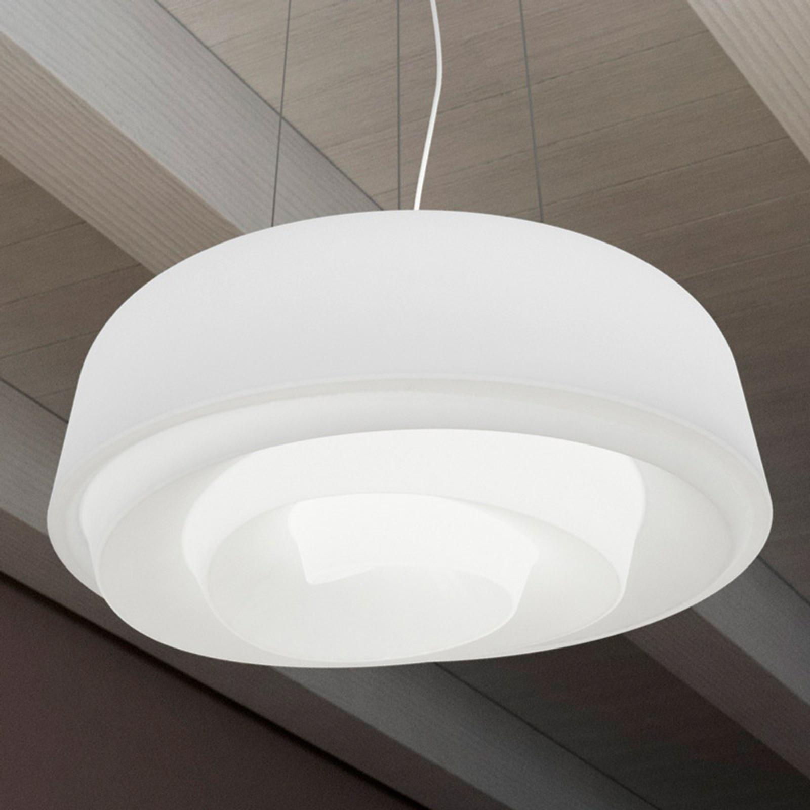 Sierlijk ontworpen hanglamp Roselie