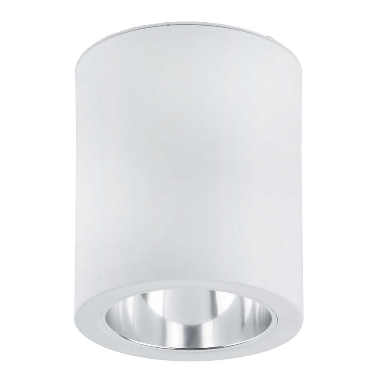 Esthetische plafondlamp Pote-1 van aluminium
