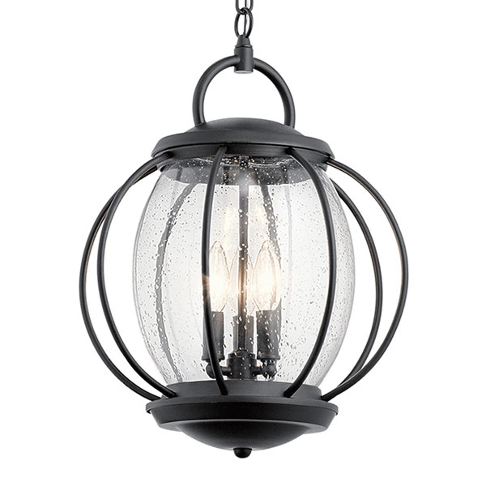 Suspension Vandalia à 3 lampes