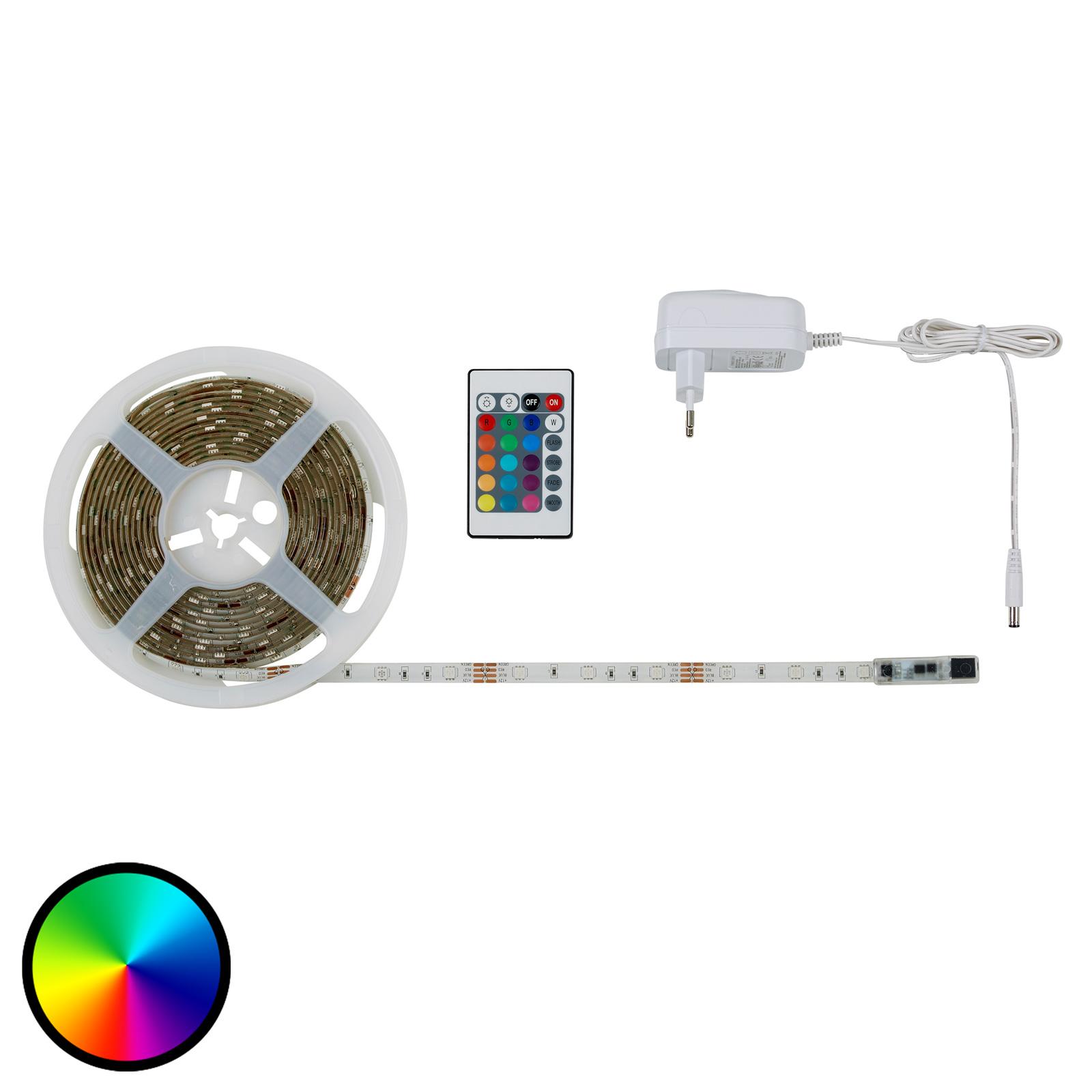 LED-nauha 2067-150 RGB itseliimautuva