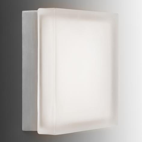 Moderne LED-Wandleuchte Briq 02L