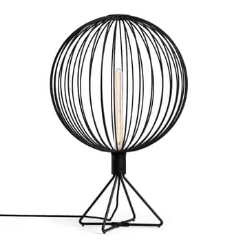 WEVER & DUCRÉ Wiro 2.0 Globe Tischlampe  schwarz