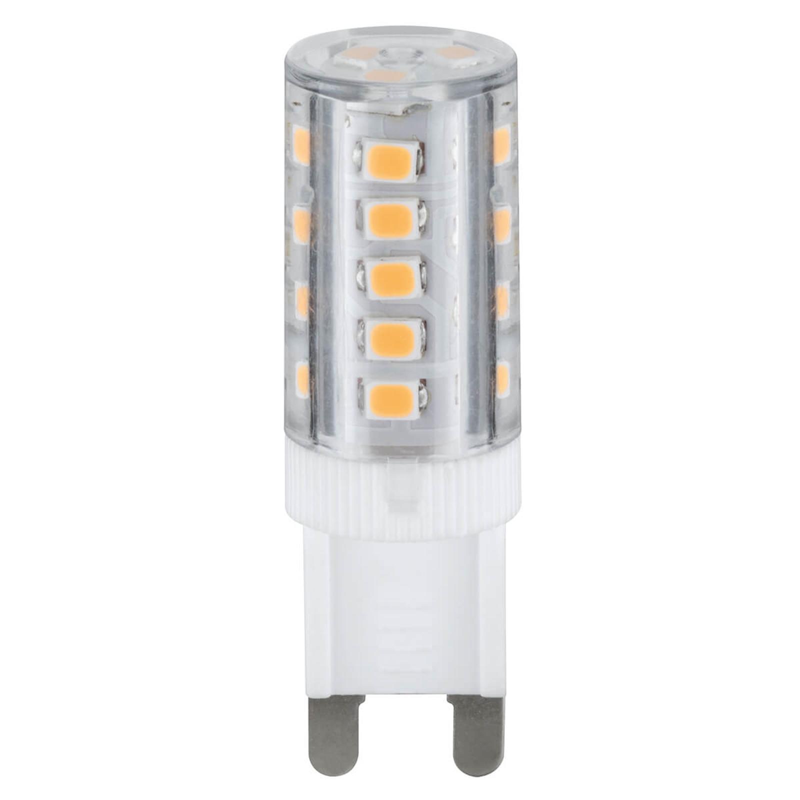 G9 3W 827 lampadina LED bispina dimmerabile
