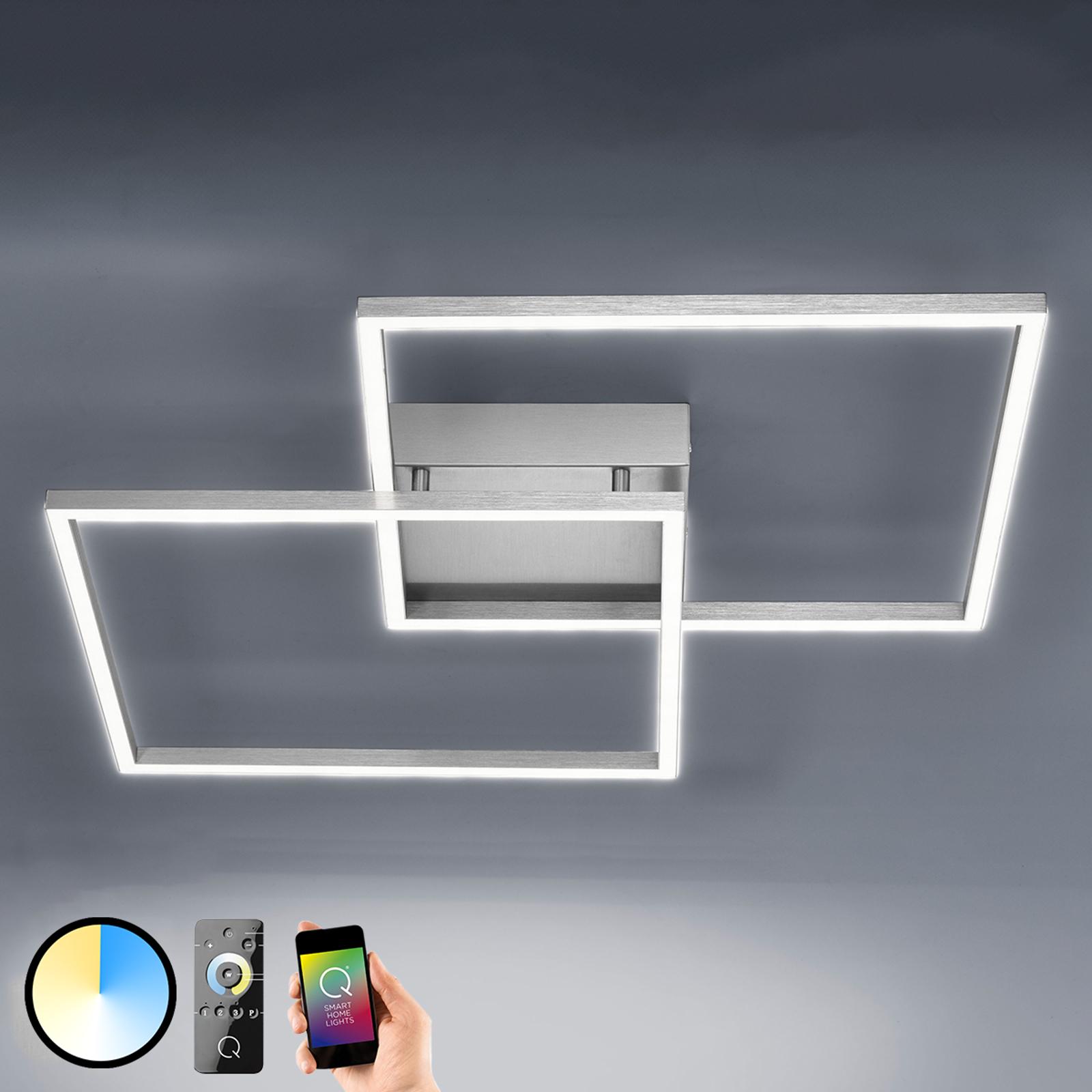Plafonnier LED Inigo avec TC 53 cm