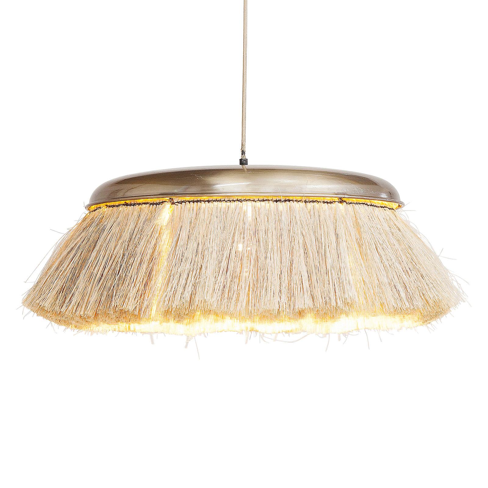 KARE Makula lampada a sospensione oro