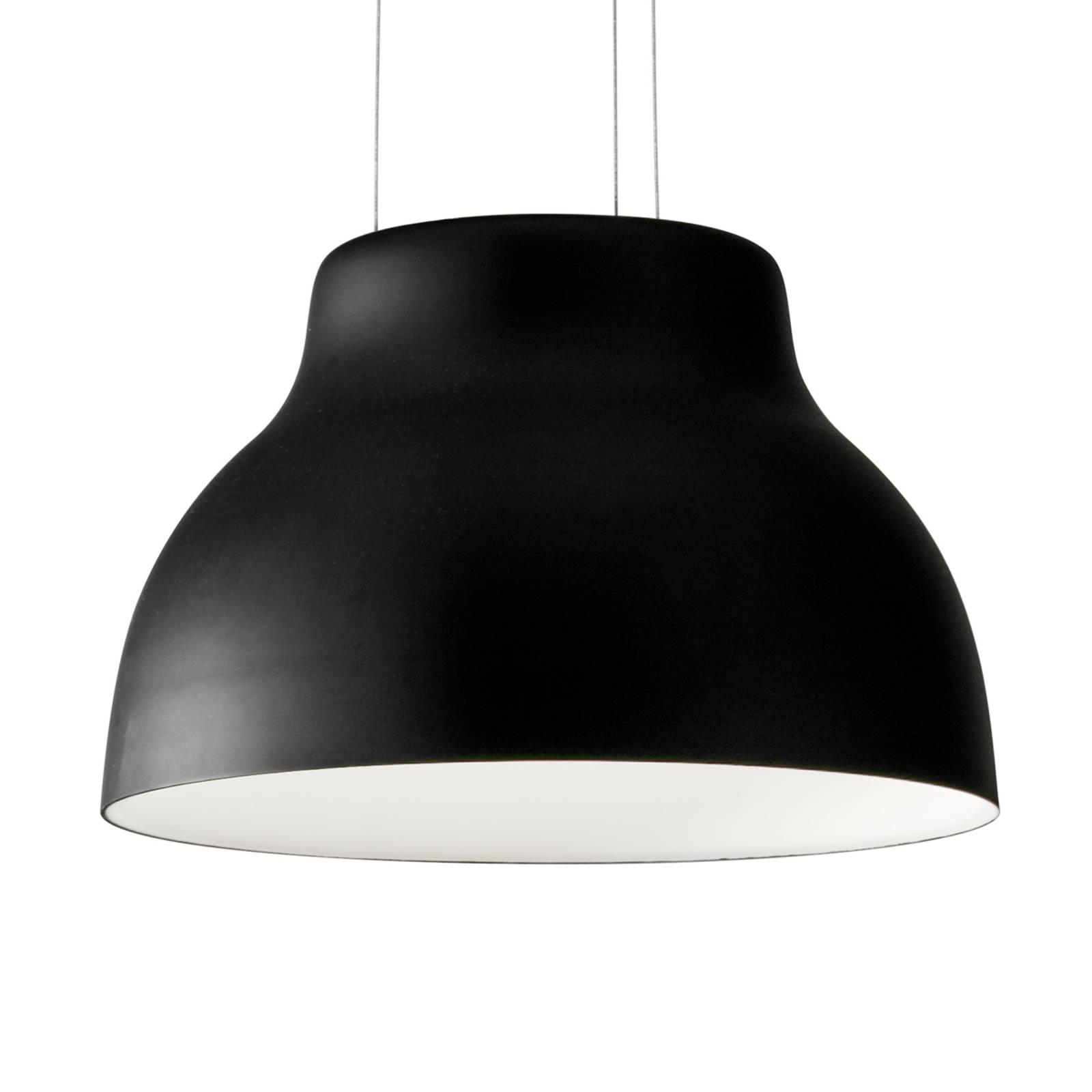 Martinelli Luce Cicala - lampa wisząca LED czarna