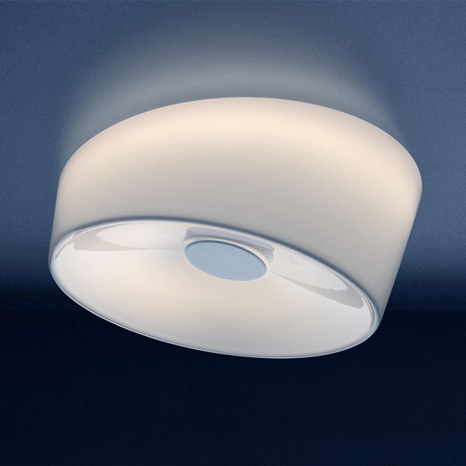 Foscarini Lumiere XXS hvit LED-taklampe