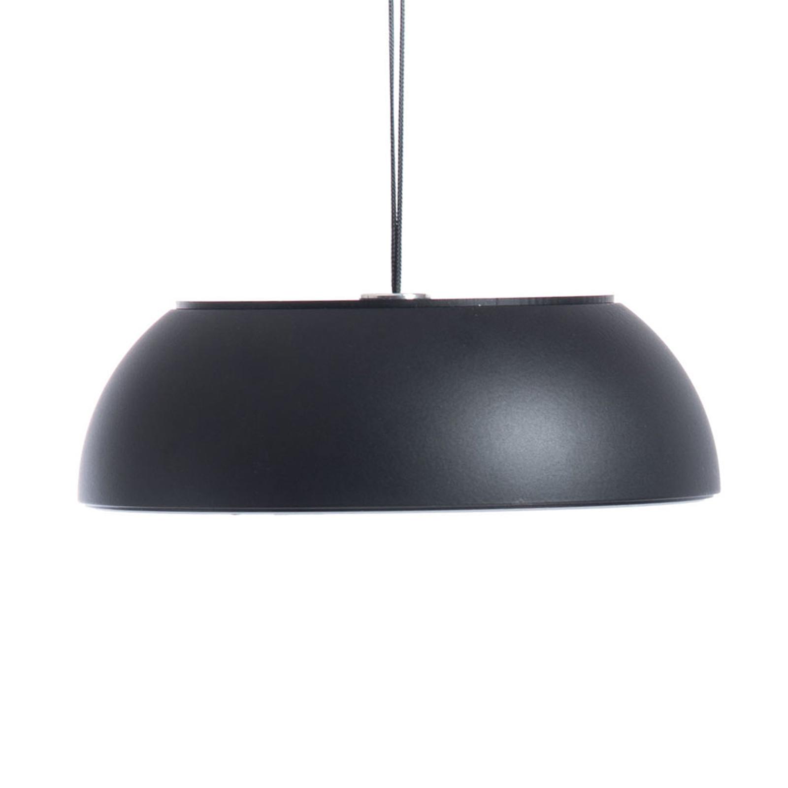 Axolight Float LED-riippuvalaisin, musta