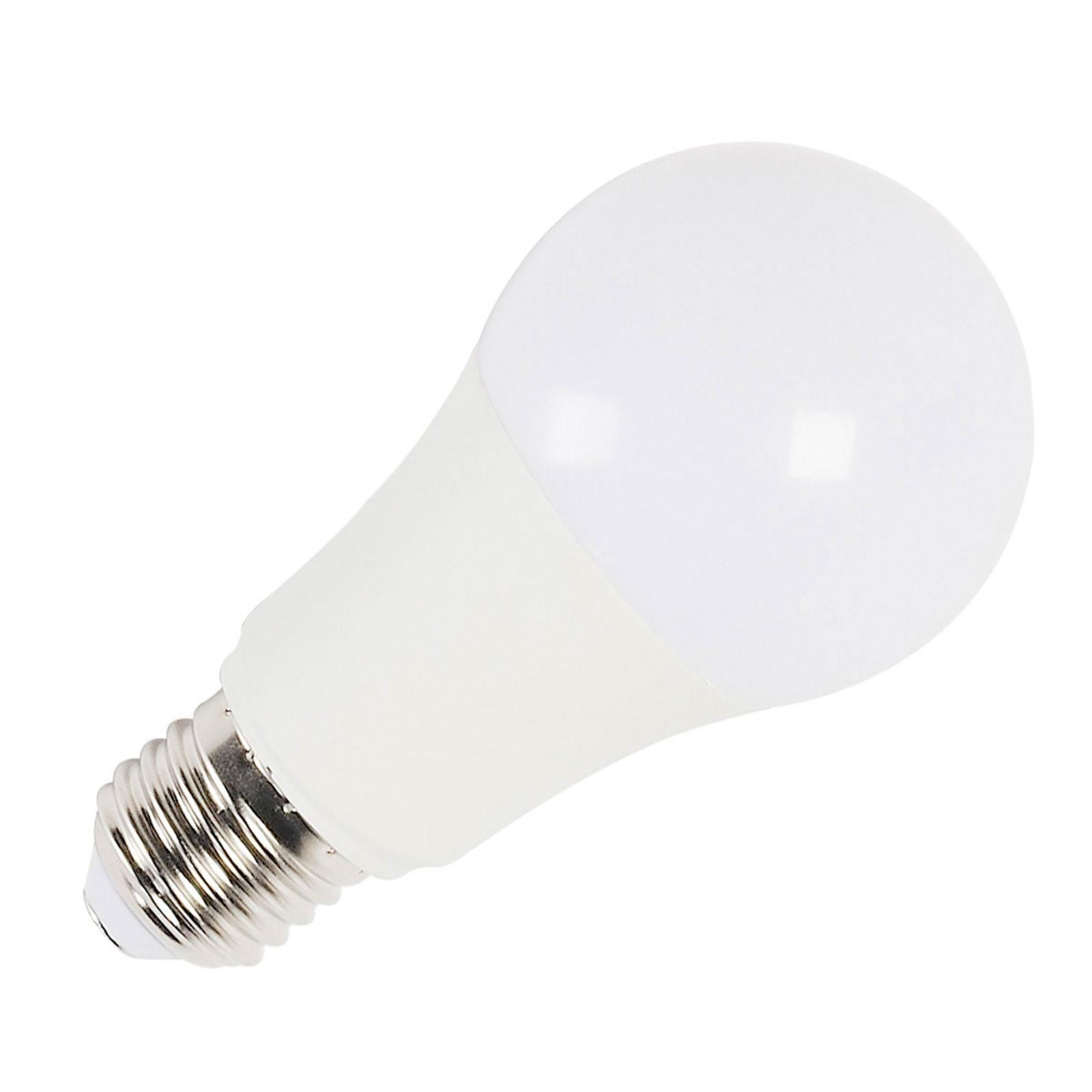 SLV VALETO żarówka LED E27 A60 9,5W RGBW 806lm