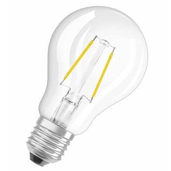 E27 1,6W 827 bombilla LED con filamento Retrofit