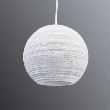 Lampada a sospensione sferica Ball