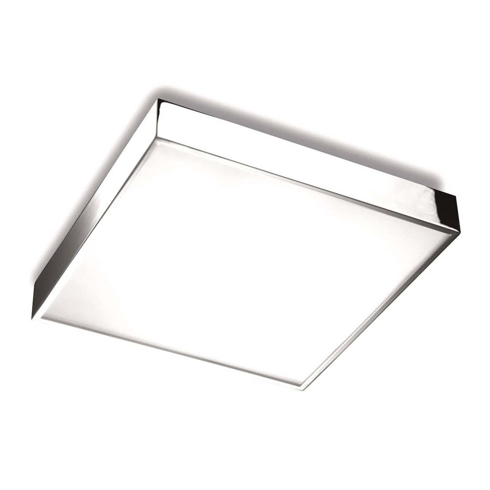 Kwadratowa lampa sufitowa LED Apolo IP20