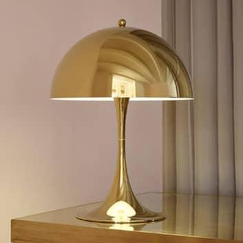 Louis Poulsen Panthella 320 bordlampe, messing