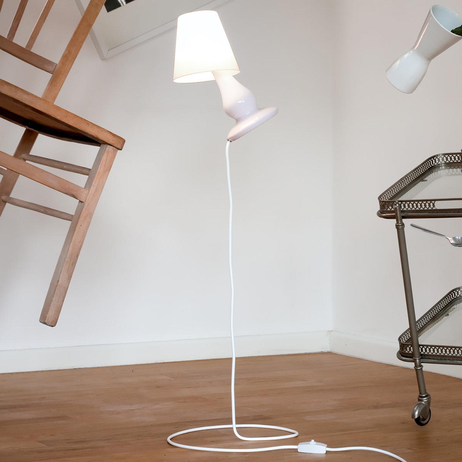 next Flapflap Floor - Designer-Stehleuchte