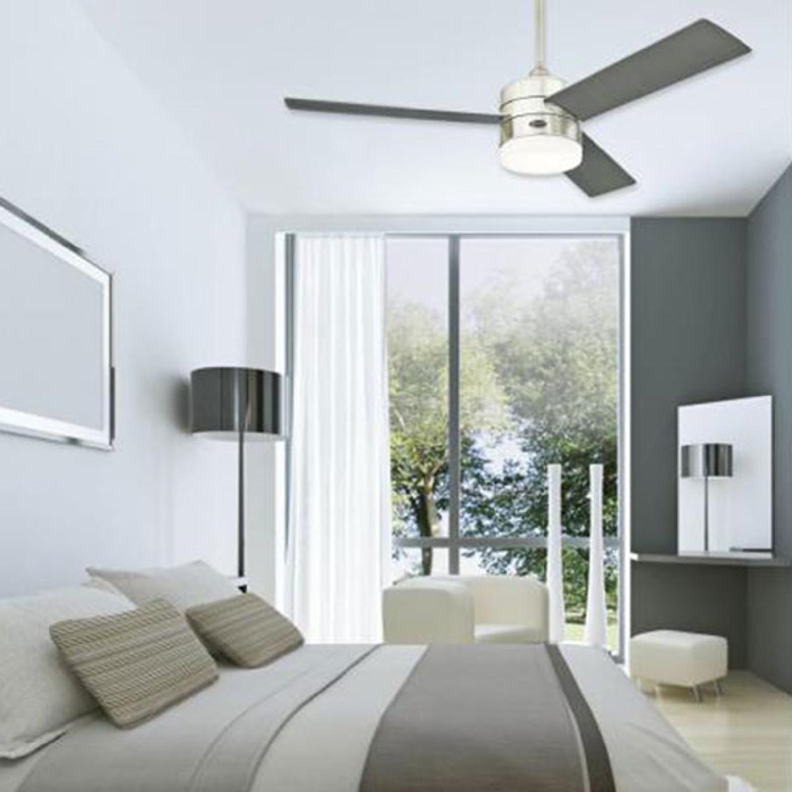 Picture of: Moderne Designet Loftventilator Alta Vista Led Lampegiganten Dk