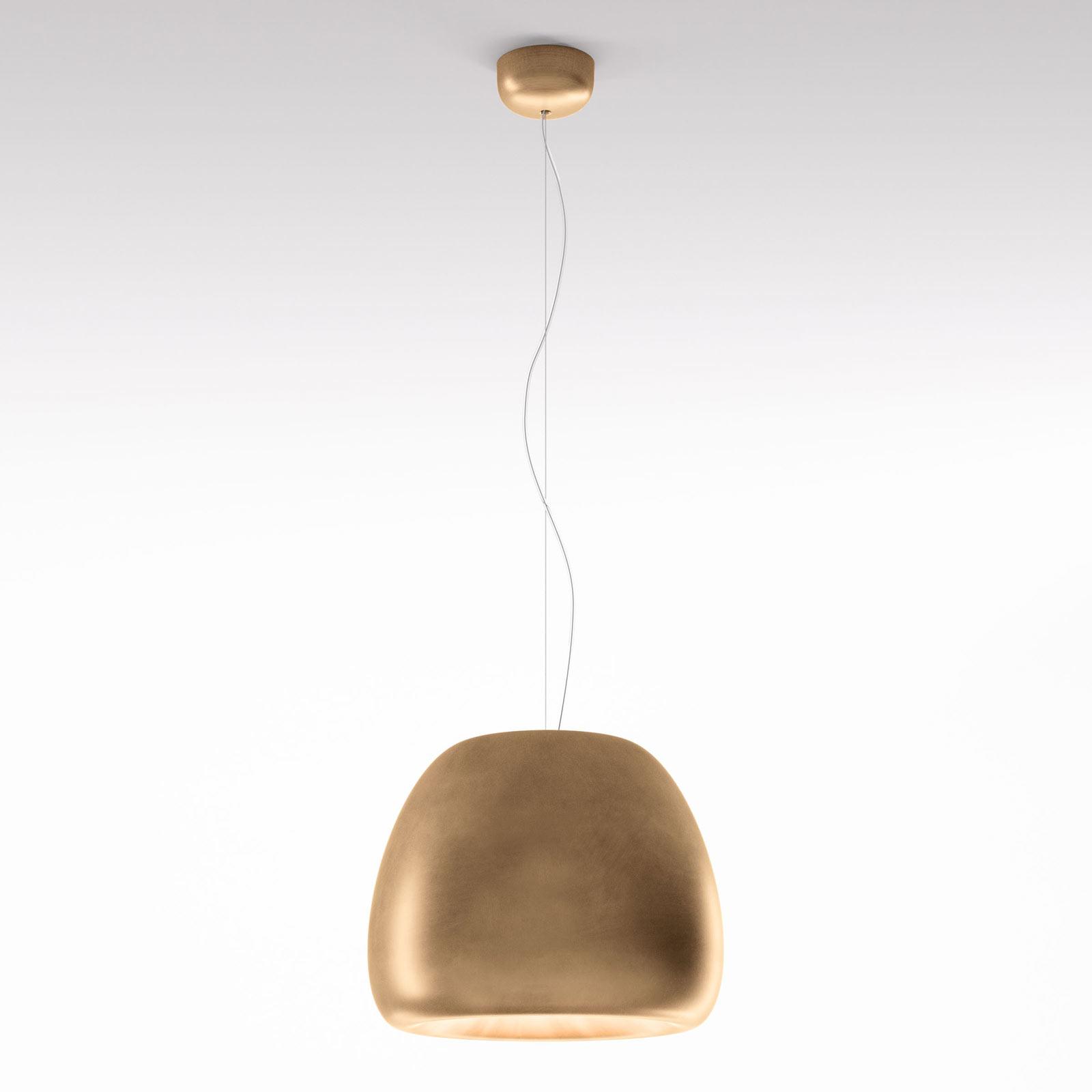 Rotaliana Pomi H2 Hängeleuchte gold Ø 41,5 cm