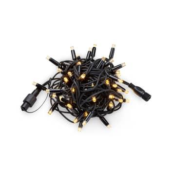 Łańcuch świetlny Chrissline Extra 50 LED 2300K