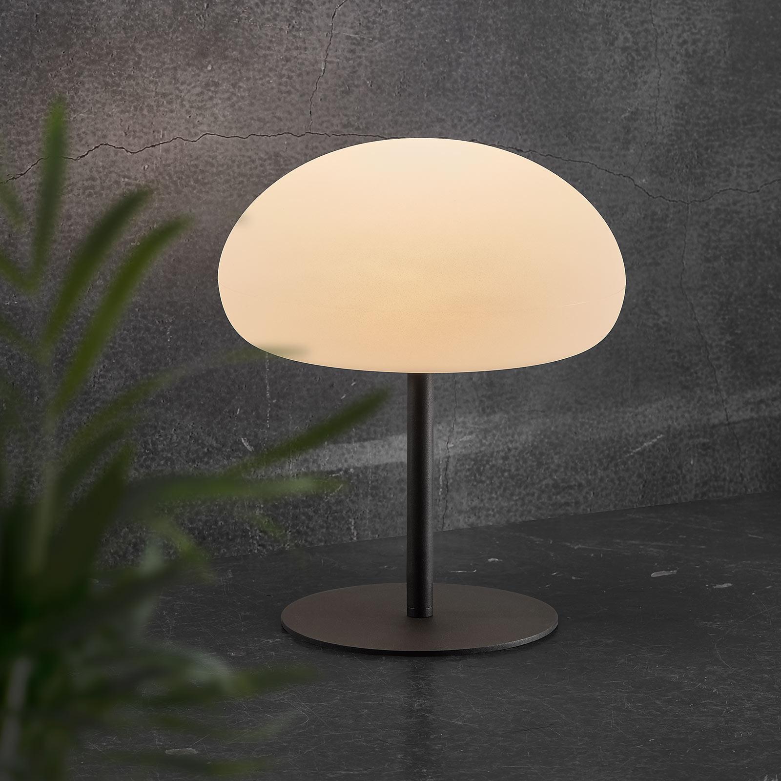 Lampe à poser LED Sponge table batterie, 40,5cm