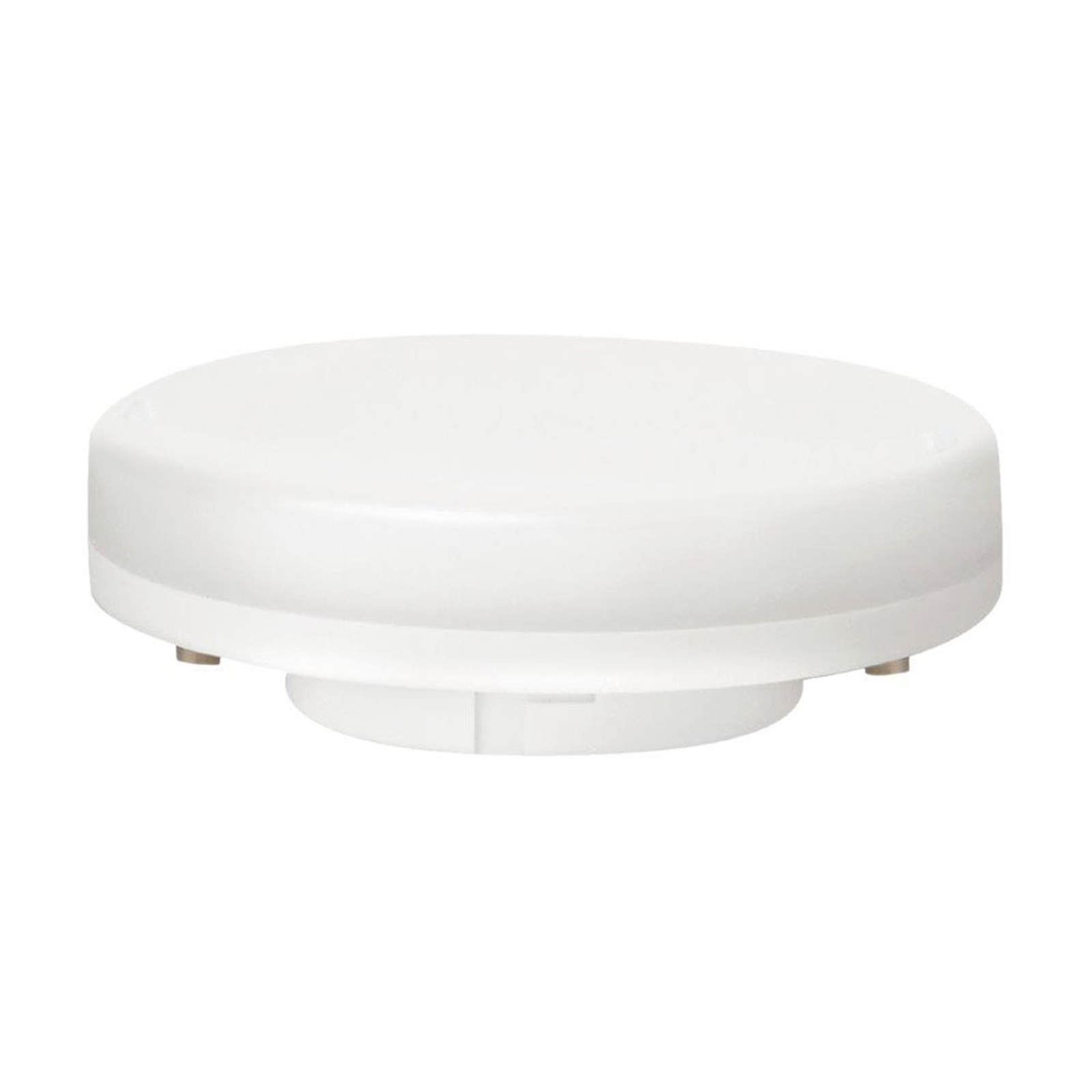 GX53 LED-lampe, 6,5 W, 650 lm, 3.000 K, matteret