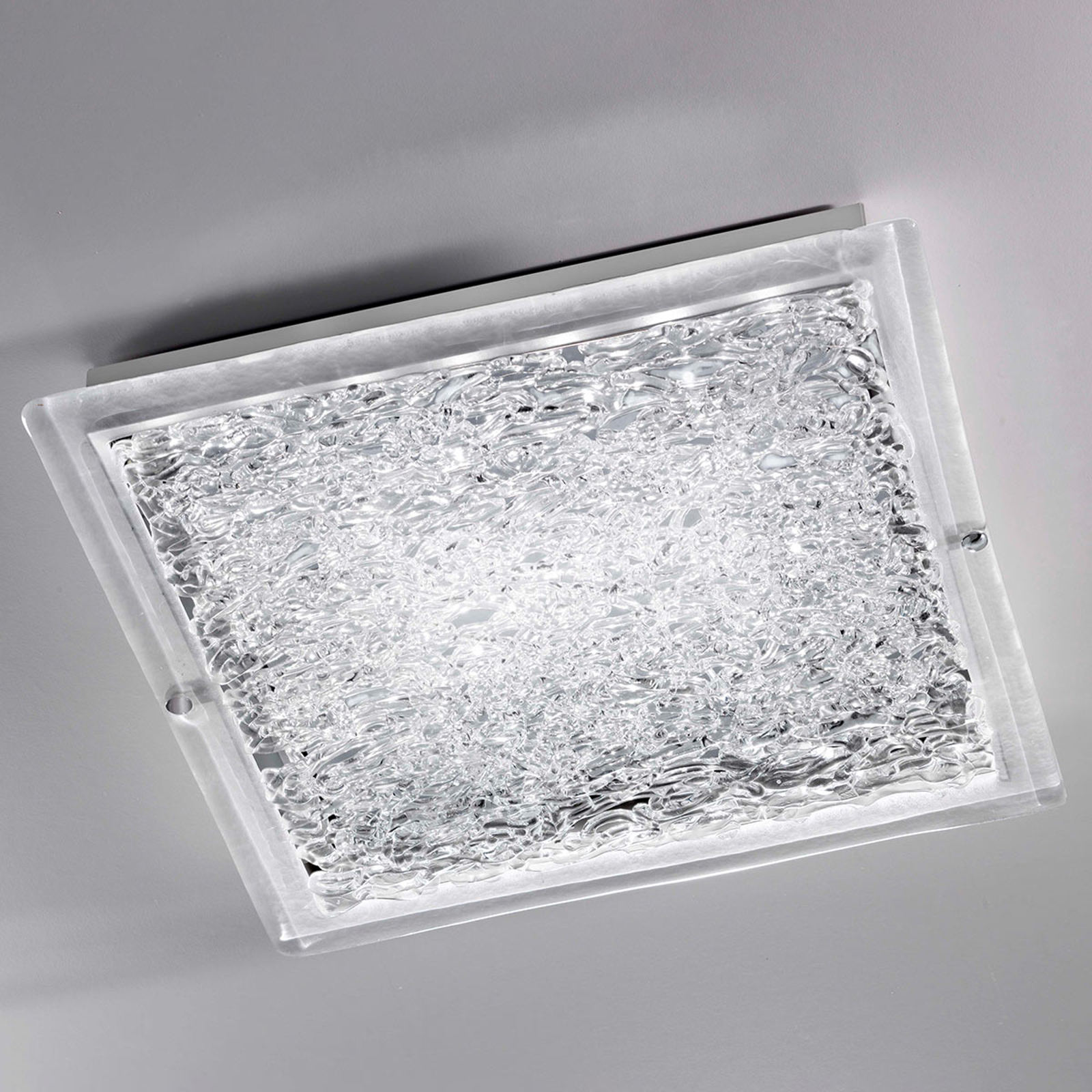 Plafondlamp Mary 50x50 cm