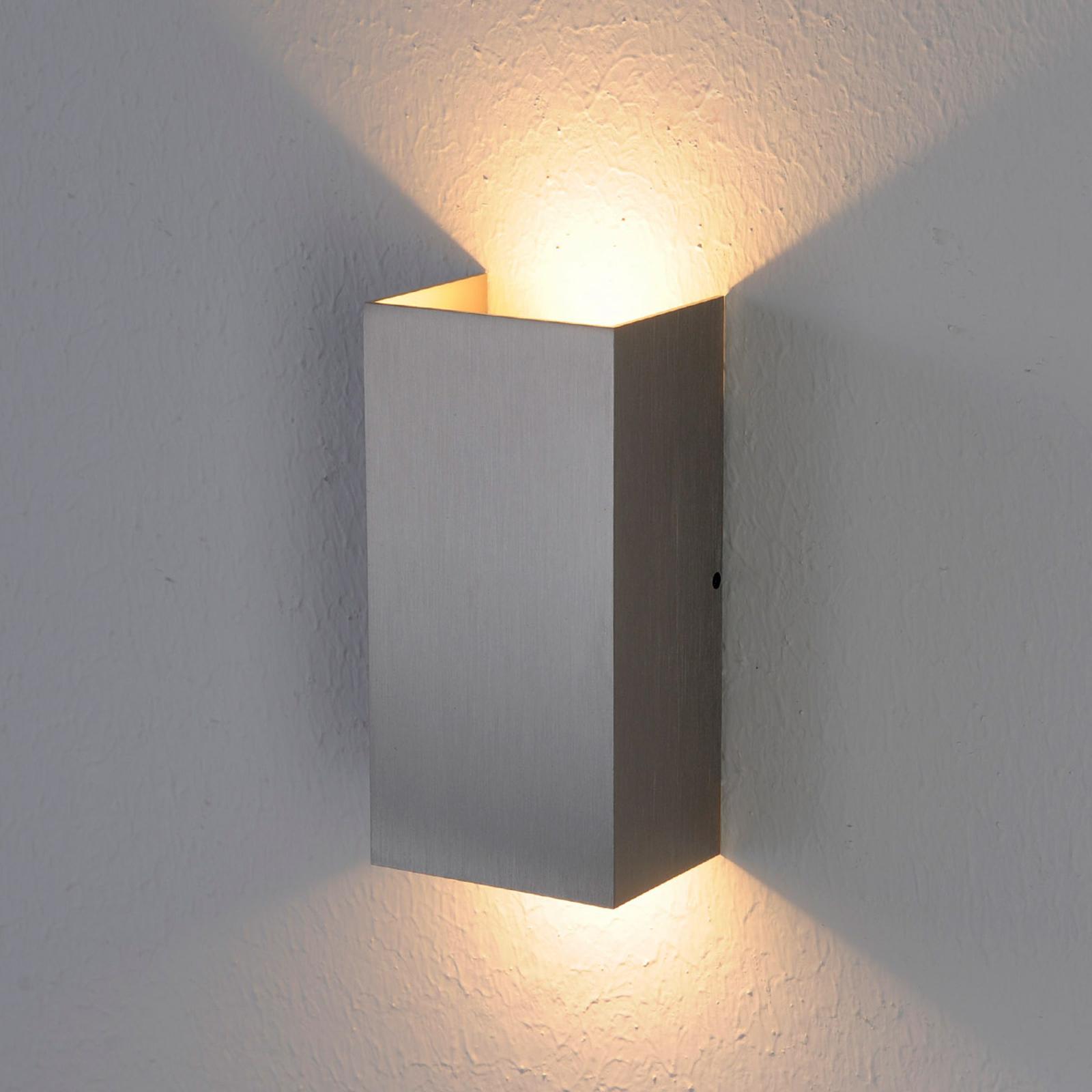 Puristische LED-wandlamp Mira