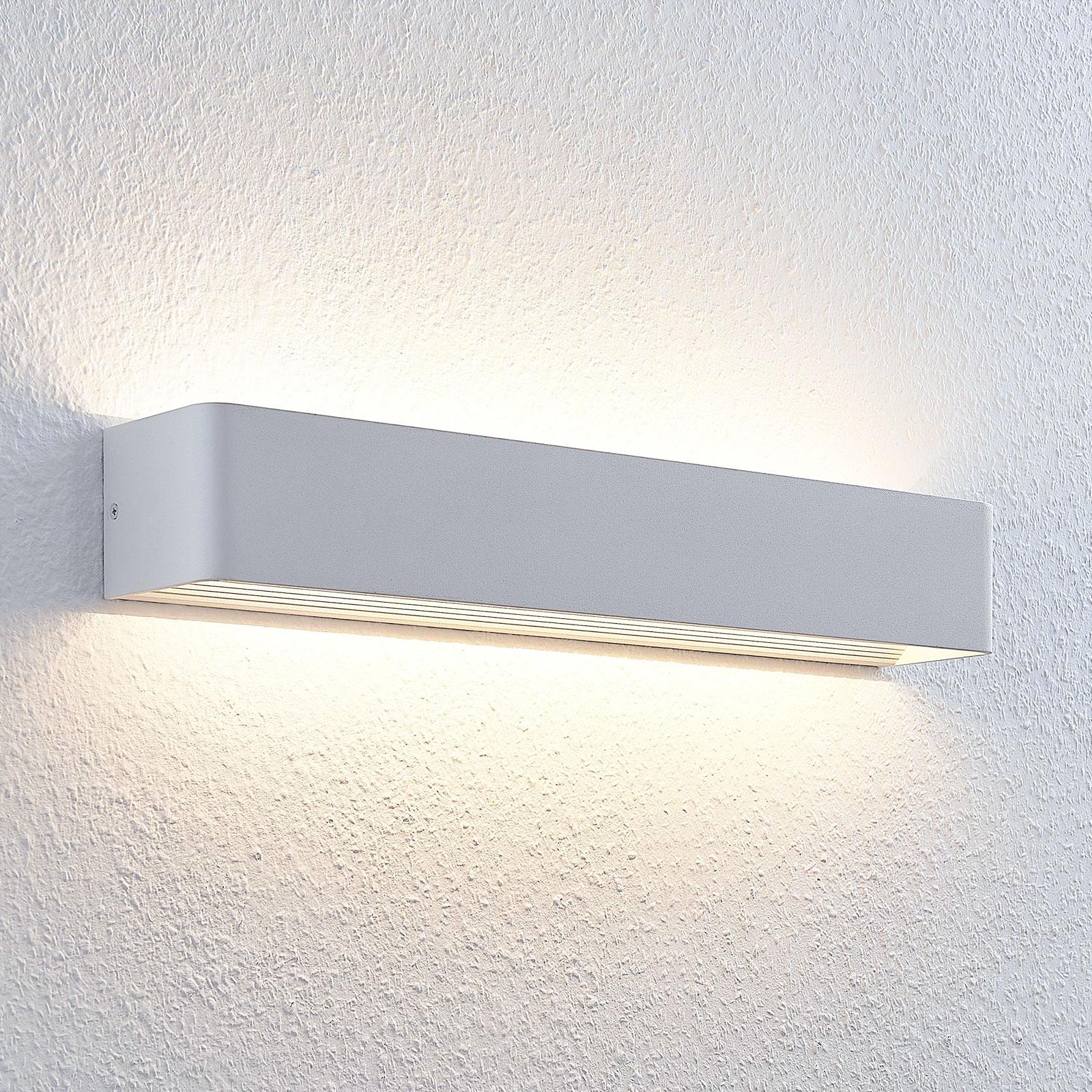 LED-Wandleuchte Lonisa, weiß, 53 cm