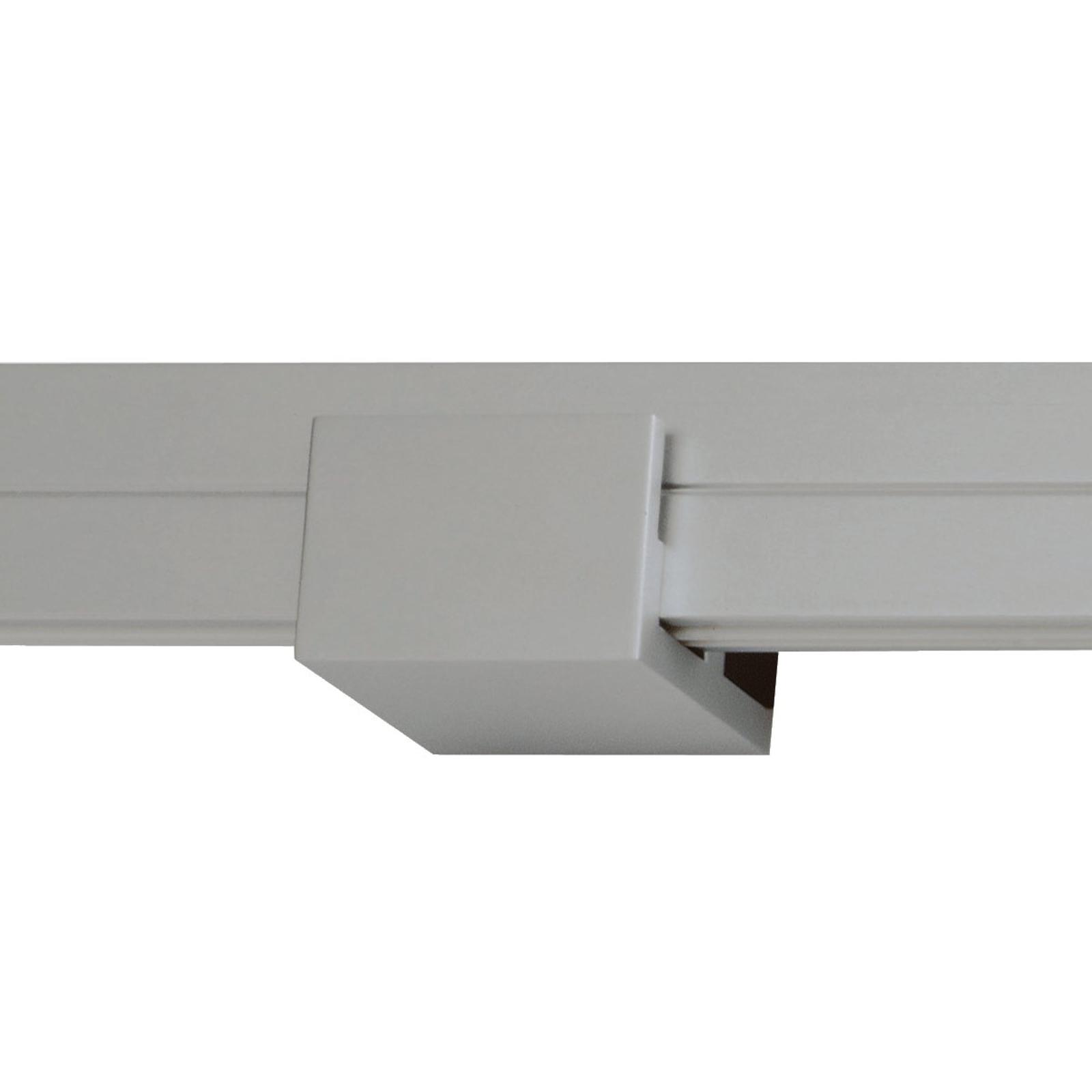 OLIGO Check-In Wandträger zu Schienensystem