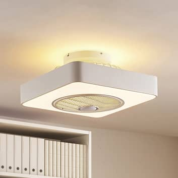 Lindby Danischa ventilador de techo LED