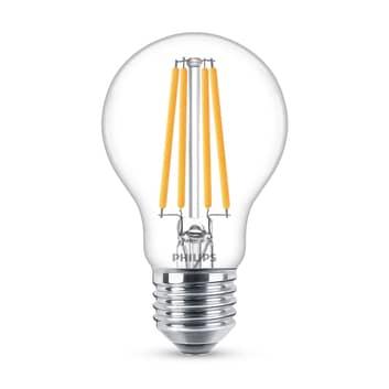 Philips Classic LED žárovka E27 A60 10,5W 4000K
