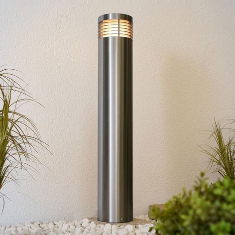 Vejlampe Tomita, stål, saltvandsresistent 90 cm