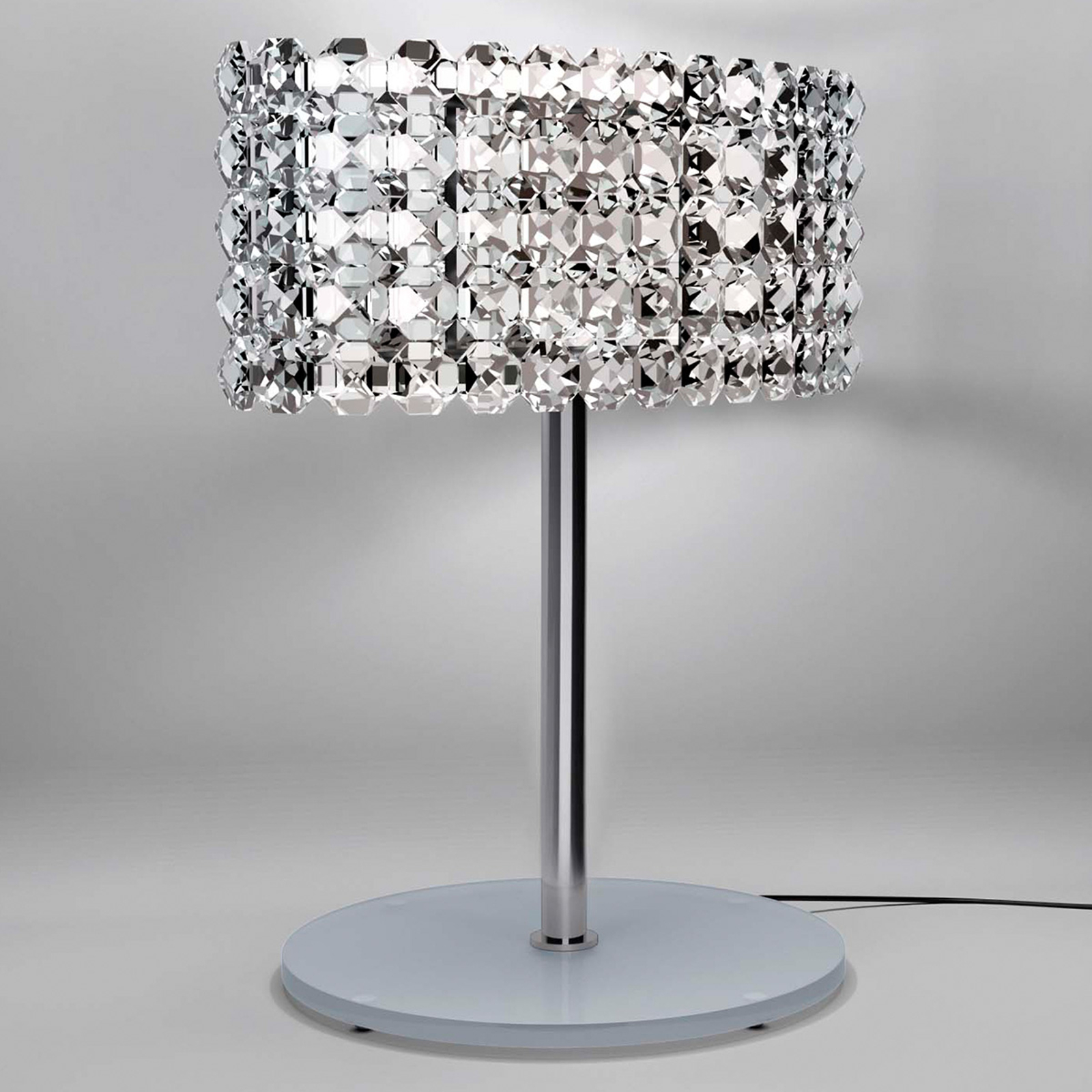 Lampe à poser en cristal BACCARAT