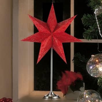 Gwiazda Aratorp jako lampa stołowa 45 x 64cm