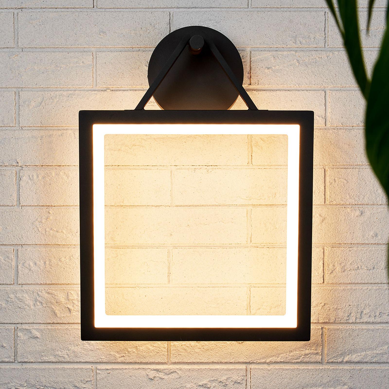 Applique d'extérieur LED Mirco en forme de cadre