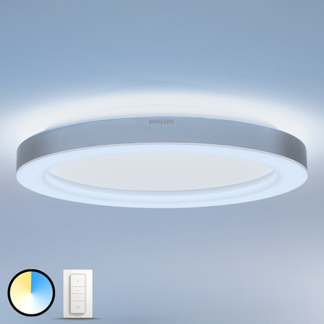 Philips Hue White Ambiance Adore taklampe til bad