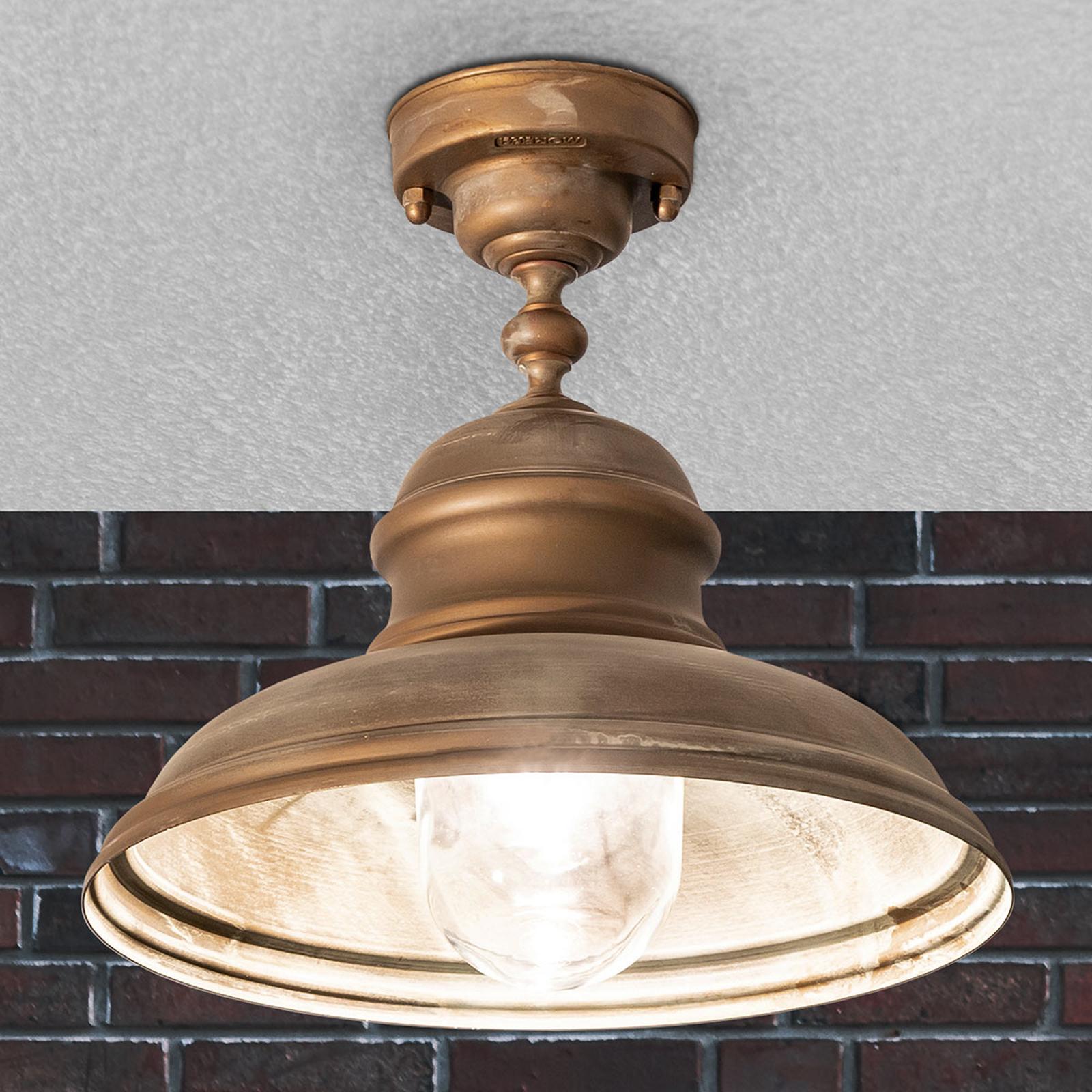 Lampa sufitowa Riccardo do użytku na zewnątrz
