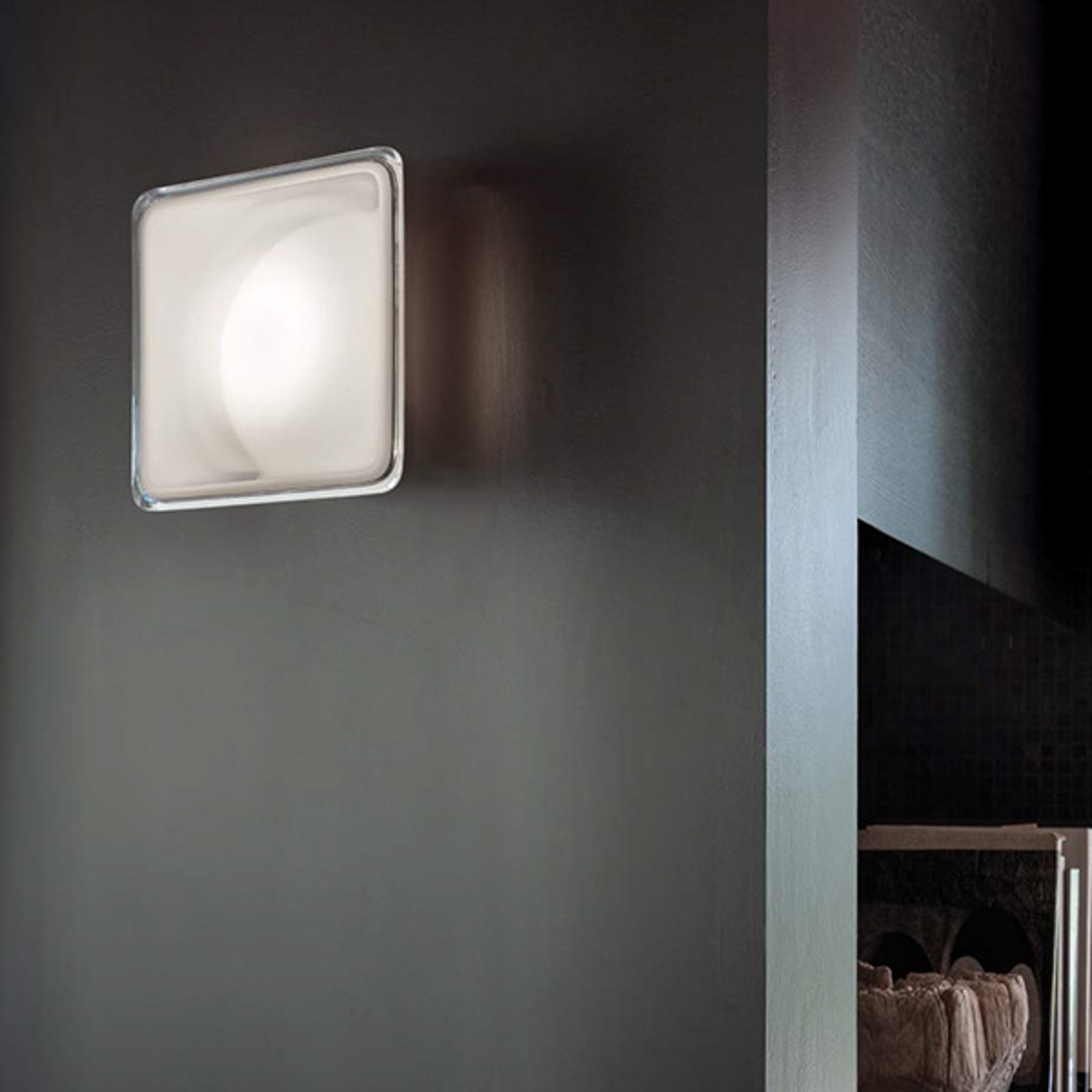 Impressionnante applique LED Illusion