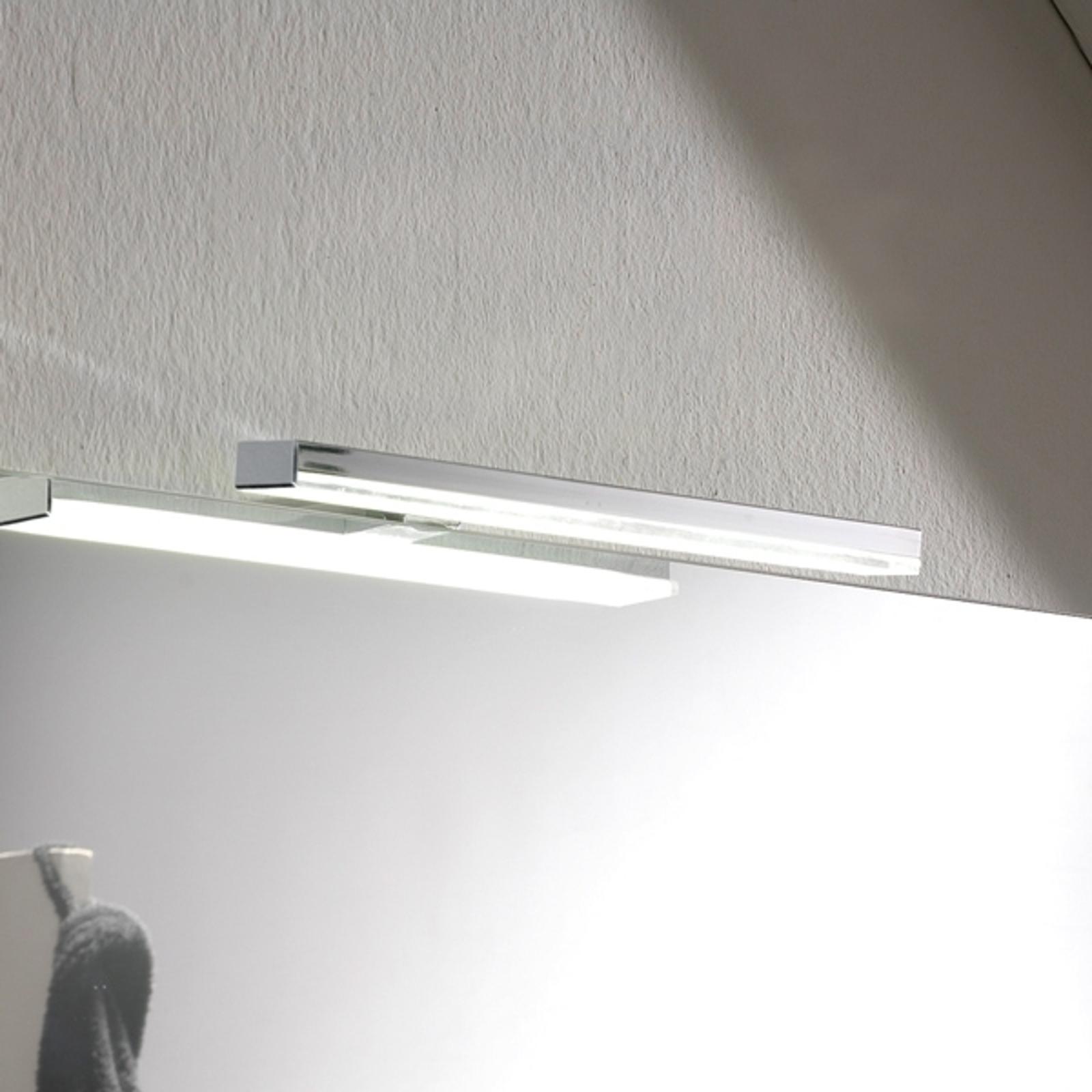 Šetriace zrkadlové LED svietidlo Esther S3, IP44_3052028_1
